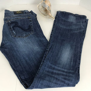 Women's Sz 6 Kasandra Rock & Republic Jeans